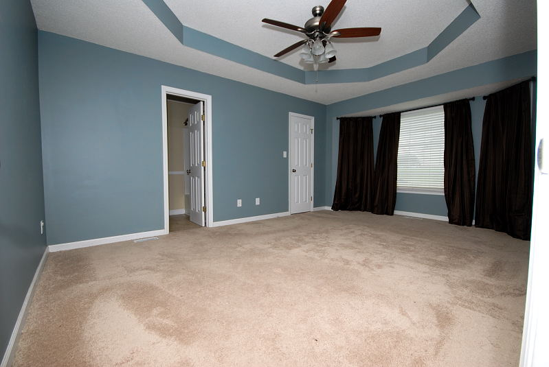 Goldsboro NC - Homes for Rent - 103 Starcrest Drive Pikeville NC 27863 - Master Bedroom