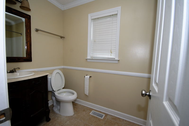 Goldsboro NC - Homes for Rent - 103 Starcrest Drive Pikeville NC 27863 - Master Bathroom