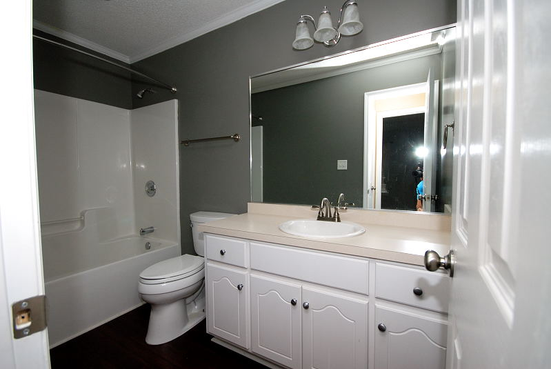 Goldsboro NC - Homes for Rent - 103 Starcrest Drive Pikeville NC 27863 - Bathroom