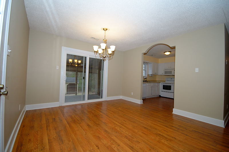 Goldsboro NC - Homes for Rent - Dining Room - 107 Sparrow Court Pikeville NC 27863