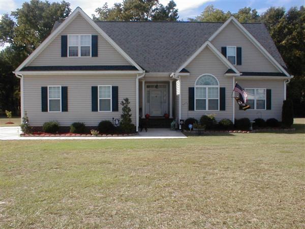 Homes for Rent - Goldsboro NC - 2201 Granville Drive Goldsboro NC 27530