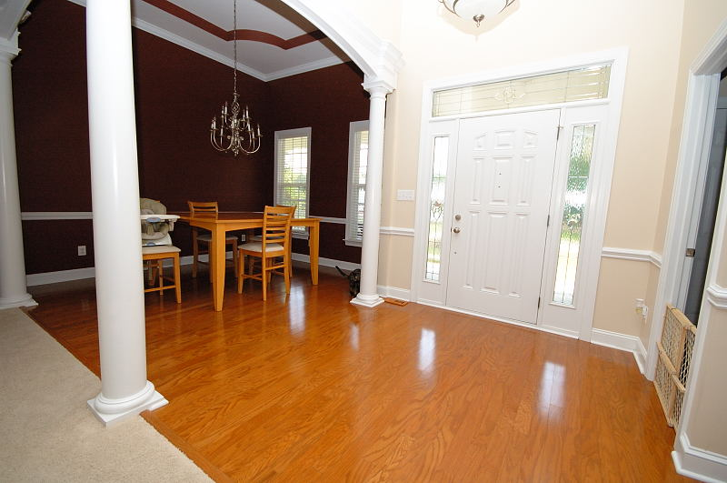 Goldsboro NC - Homes for Rent - Family Room - 416 Morgan Trace Ln. Goldsboro, NC 27530