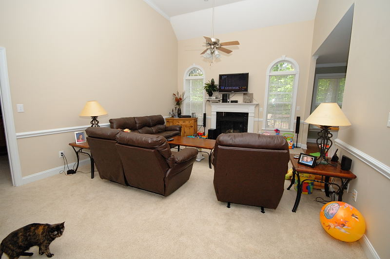 Goldsboro NC - Homes for Rent - Dining Room - 416 Morgan Trace Ln. Goldsboro, NC 27530