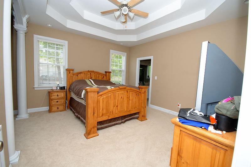 Goldsboro NC - Homes for Rent - Master Bedroom 2 - 416 Morgan Trace Ln. Goldsboro, NC 27530