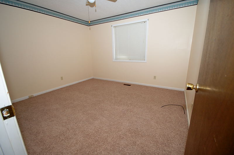 Goldsboro NC - Homes for Rent - Bedroom 2 - 315 Spring Creek Rd. Goldsboro NC 27534